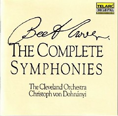 Beethoven The Complete Symphonies Disc 5 - Christoph von Dohnanyi