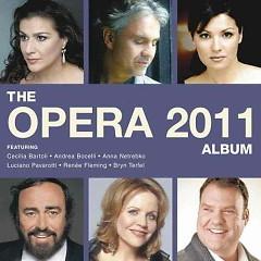 The Opera Album 2011 Disc 1