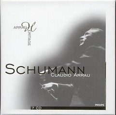 Schumann Piano Works Disc 1