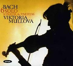 Bach - 6 Solo Sonatas & Partitas CD 2