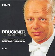 Bruckner:The Symphonies CD 3