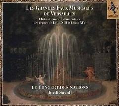 Les Grandes Eaux Musicales De Versailles CD1