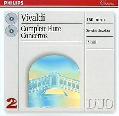 Antonio Vivaldi - Complete Flute Concertos CD1 ( No. 1)