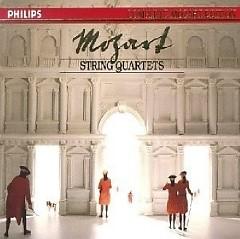 Mozart - String Quartets CD3