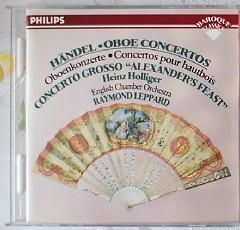 Oboe Concertos,Concerto Grosso CD1