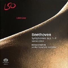 Beethoven Symphonies Nos 1 - 9 CD1