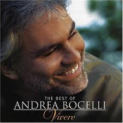 Andrea Bocelli - The Complete Recordings CD2 - Vivere