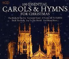 100 Essential Carols & Hymns For Christmas CD5