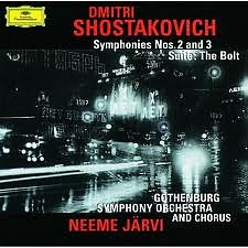 Shostakovitch - Symphonies CD2