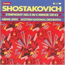 Shostakovitch - Symphonies CD4