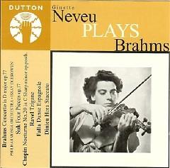 Brahms Concertos Vol 15 No. 1