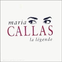 Maria Callas: The Legend CD1