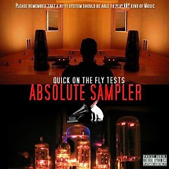 Absolute Sampler - On The Fly CD1