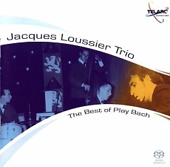 Jacques Loussier Trio:The Best Of Play Bach