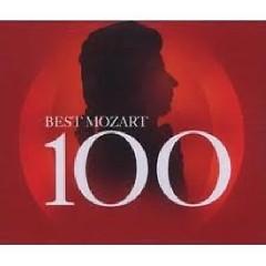 Best Mozart 100 CD4