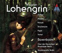 Wagner - Lohengrin CD1