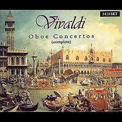 Vivaldi Oboe Concertos CD 2 - Burkhard Glaetzner