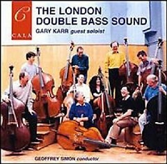 The London Double Bass Sound - Gary Karr