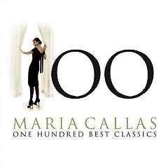 Maria Callas 100 Best CD4