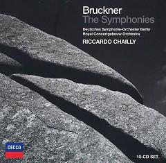 Bruckner - The Symphonies CD 4