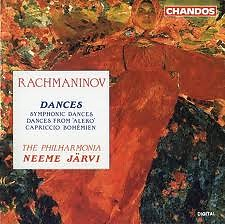 Rachmaninov Symphonic Dances