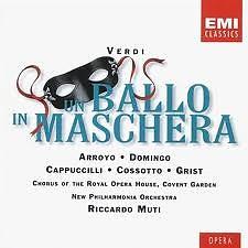 Un Ballo In Maschera CD 1 No. 2
