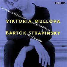 Stravinsky & Bartok Violin Concertos