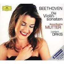 Beethoven The Violin Sonatas CD 2 - Anne - Sophie Mutter,Lambert Orkis