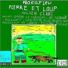 Prokofiev - Pierre Et Le Loup, Saint Saens, Mozart