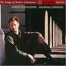 The Songs Of Robert Schumann Vol.2 CD 1 - Graham Johnson,Simon Keenlyside