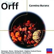 Orff - Carmina Burana CD 2