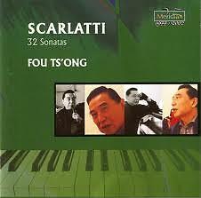 Scarlatti 32 Sonatas CD 2 - Fou Ts'ong