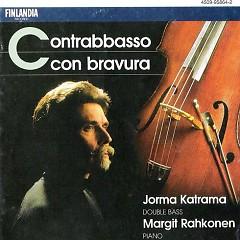Ontrabbasso Con Bravura  - Jorma Katrama,Margit Rahkonen