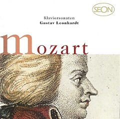 Mozart Piano Sonatas CD 1