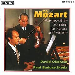 Mozart - Violin Sonatas CD 1