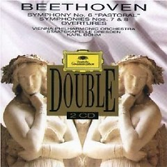 Beethoven - Symphony Nos. 6, 7 & 82 Overtures CD 1