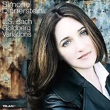 Bach - Goldberg Variations CD 1 - Simone Dinnerstein
