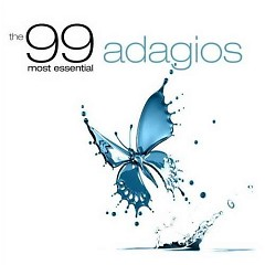 99 Most Essential Adagios CD 1 No. 1