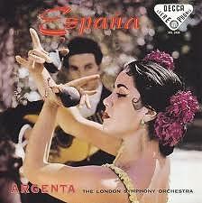 Decca Sound  CD 2 - Ataúlfo Argenta - Showpieces Of Spain & Tchaikovsky Violin Concerto