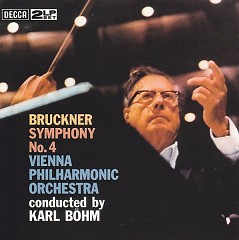 Decca Sound CD 8 - Karl Böhm - Bruckner Symphony No 4