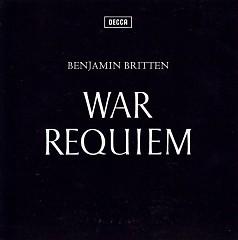 Decca Sound CD 10 - Benjamin Britten - Britten War Requiem