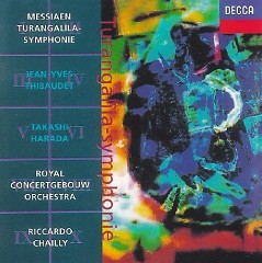 Decca Sound CD 11 - Messiaen - Turangalila Symphonie