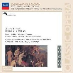 Decca Sound CD 20 - Purcell Dido & Aeneas CD 1