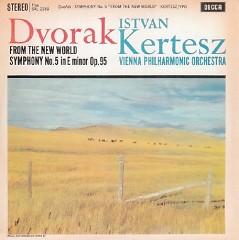 Decca Sound CD 24 - Dvorák Symphonies No 8 & 9 - István Kertész,Vienna Philharmonic