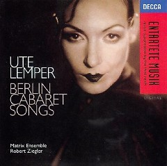 Decca Sound CD 27 - Berlin Cabaret Songs