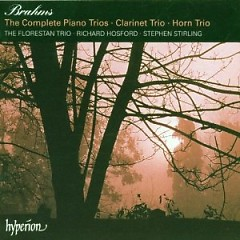 Brahms - Complete Piano Trios CD 1