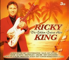 The Golden Guitar Hits CD 3 - Ricky King