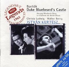Bartók Duke Bluebeard's Castle - István Kertész,Various Artists
