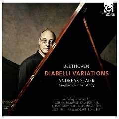 Beethoven - Diabelli Variations CD 2