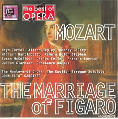 Mozart - The Marriage Of Figaro CD 1